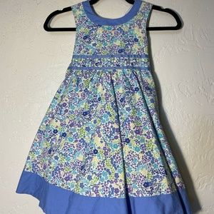 Hartstrings dress with petticoat attached, size 6